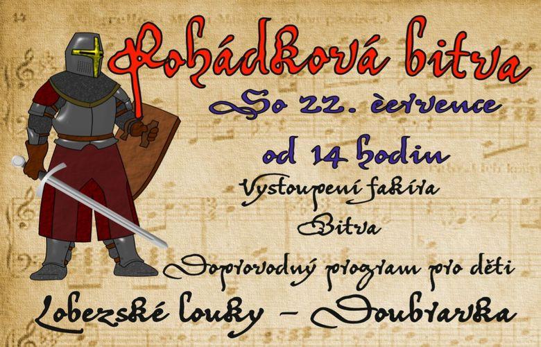 Akce v Plzni pro děti - Pohádková bitva