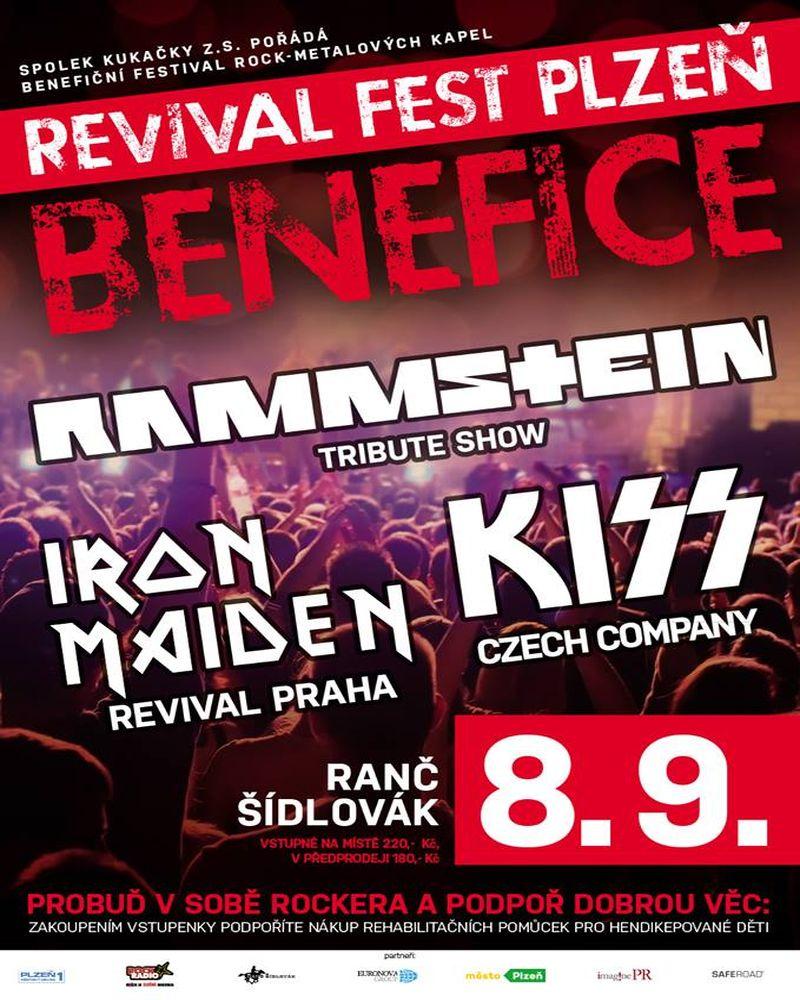 Revival fest Plzeň - koncert v Plzni na Lochotíně