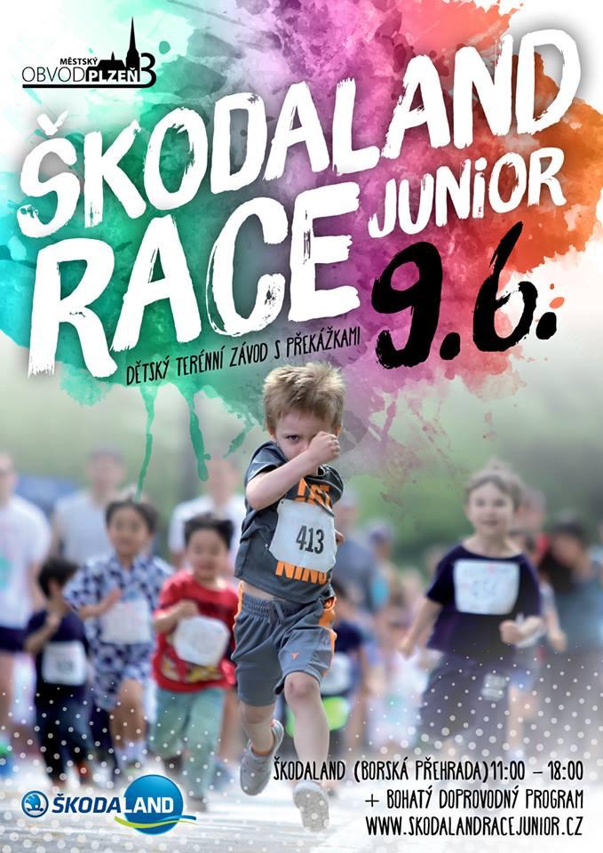 Škodaland Race Junior Plzeň 2019