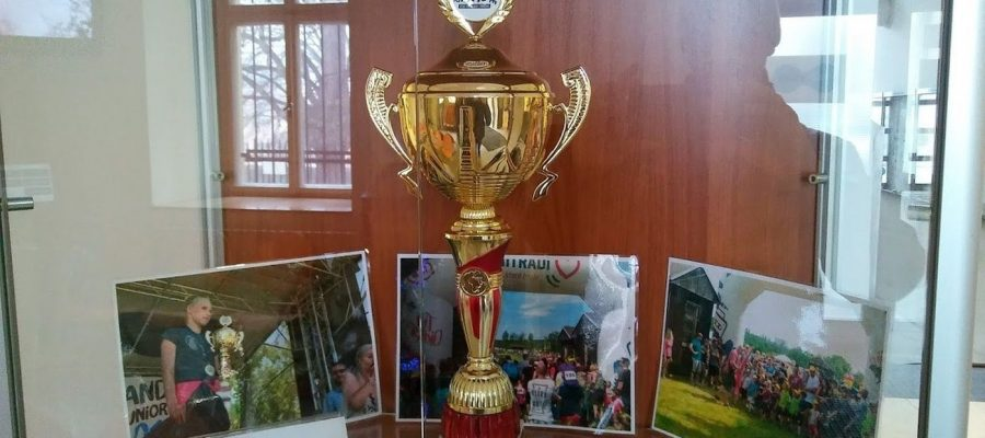 Putovní pohár závodu ŠKODALAND RACE JUNIOR 2018
