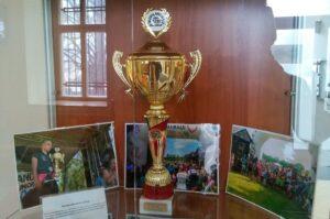 Putovní pohár závodu ŠKODALAND RACE JUNIOR