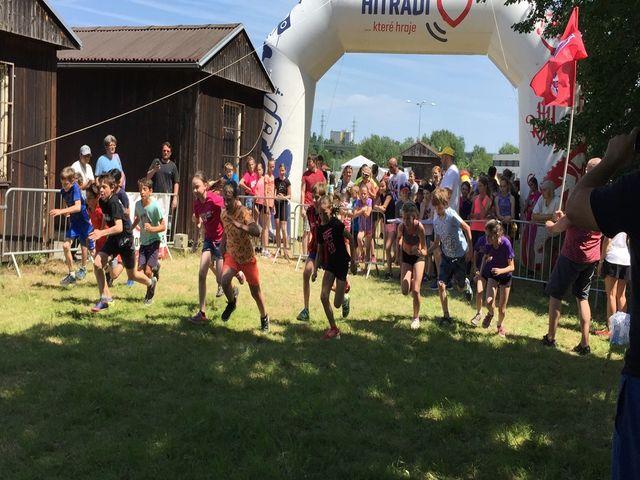 ŠKODALAND RACE - JUNIOR - přípravy na 3. ročník dětského běžeckého závodu